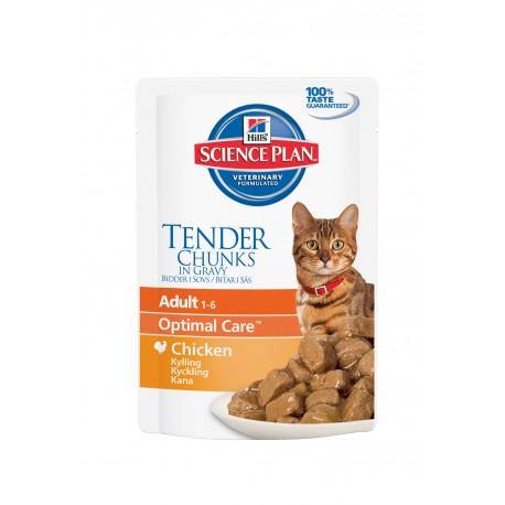 Feline Adulte Poulet