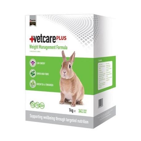 Vet Care Plus Weight Management - Lapin