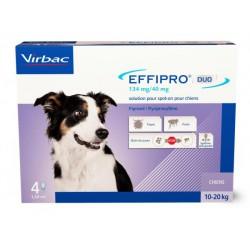 Effipro Duo 134 mg Chien Moyen