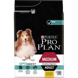 Dog Adult Medium Sensitive Digestion Optidigest Poulet