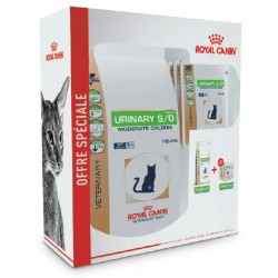 Coffret Cat Urinary S/O Moderate Calorie