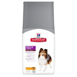 Canine Adult Sensitive Stomach & Skin Poulet