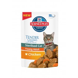 Feline Sterilised Cat Young Adult Poulet