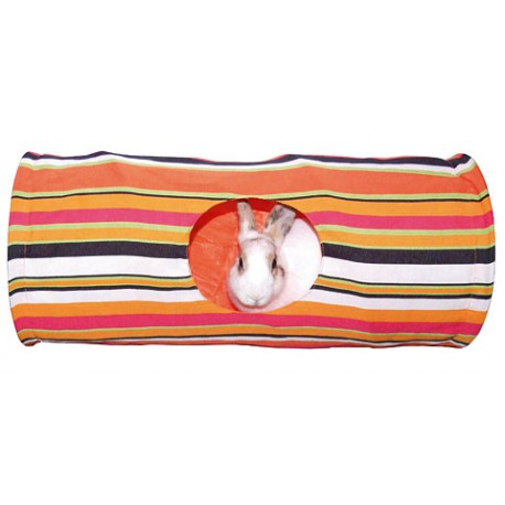 kerbl tunnel de jeu pour lapins. Black Bedroom Furniture Sets. Home Design Ideas