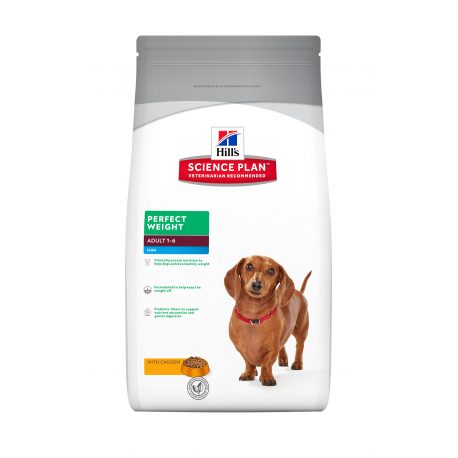 Canine Adult Mini Perfect Weight Poulet