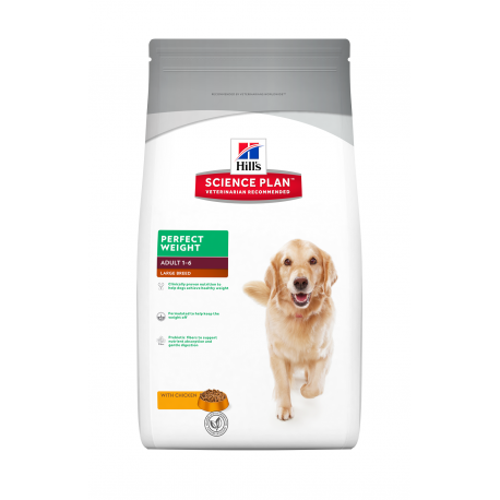Canine Adult Large Perfect Weight Poulet