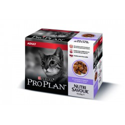 Cat Adult Nutri Savour Dinde Gelée