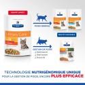 Feline c/d Urinary Stress Reduced Calorie Poulet
