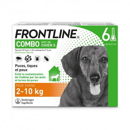 Frontline Combo Chien de 2 à 10 kg