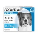 Frontline Chien Spot On de 10 à 20 kg