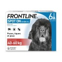 Frontline Chien Spot On de 40 à 60 kg