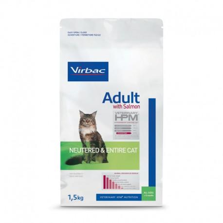 Adult Neutered & Entire Cat Saumon