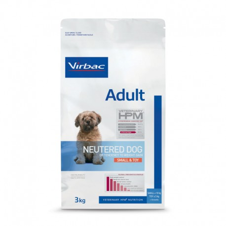 Adult Neutered Dog Small & Toy