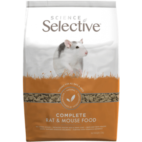 Selective Rat et Souris
