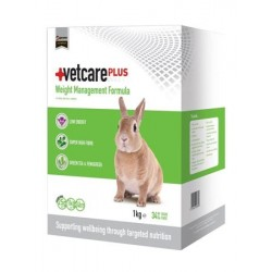 Vet Care Plus Weight Management - Lapin
