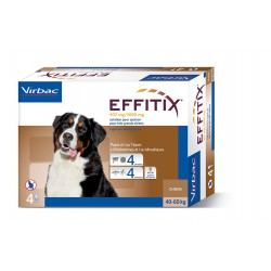 Spot-On Chien XXL de 40 à 60 kg