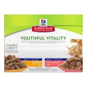 Feline Adult 7+ Youthful Vitality Pack Mixte