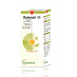 VETOQUINOL - Rubenal 75