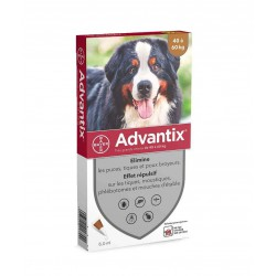 Advantix Tres Grand Chien 40 à 60 kg