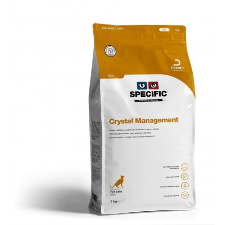 Chat FCD Crystal Management