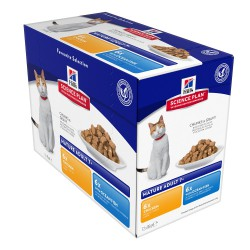 Feline Mature Pack mixte