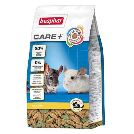 Care + Chinchilla