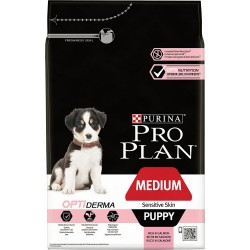 Dog Puppy Medium Sensitive Skin Optiderma