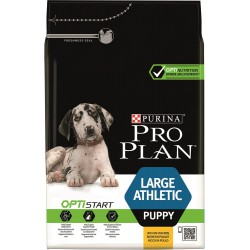 Dog Puppy Large Athletic Optistart Poulet