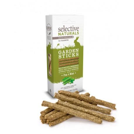 Selective Garden sticks lapin