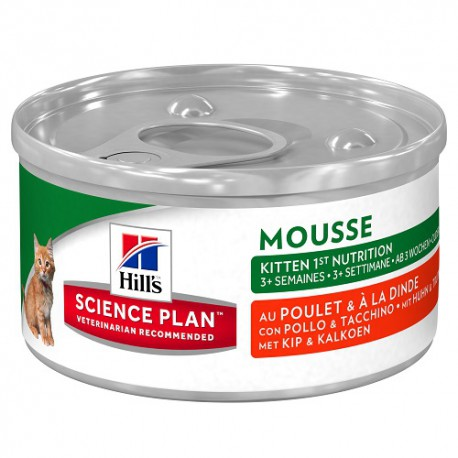 HILL'S Feline Kitten Mousse