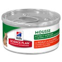 Feline Kitten Mousse 1ère Nutrition