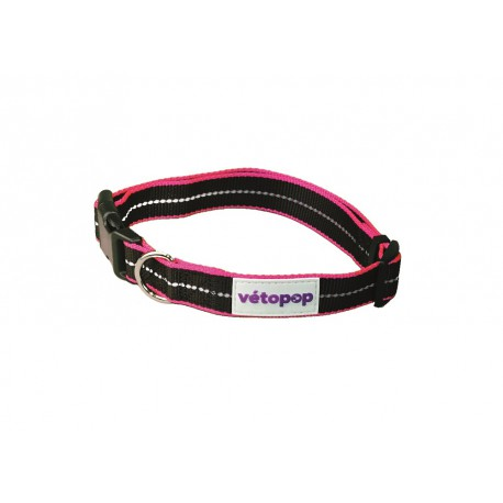 Collier Pop Fuchsia - S