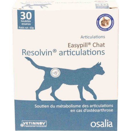 Chat Resolvin Articulations