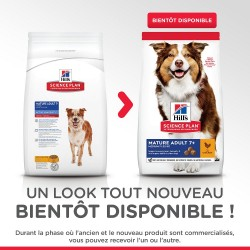 Canine Mature Medium Poulet