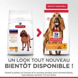 Canine Mature Light Poulet