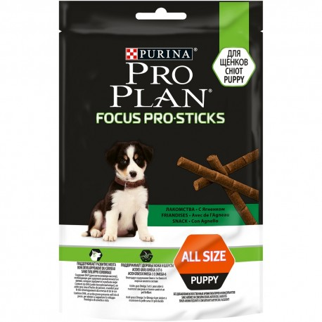 Friandises Focus pro sticks Puppy