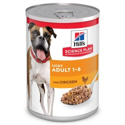 Canine Adult Light Poulet