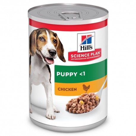 Canine Puppy Poulet