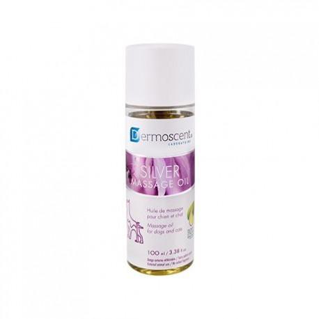 Silver huile de massage