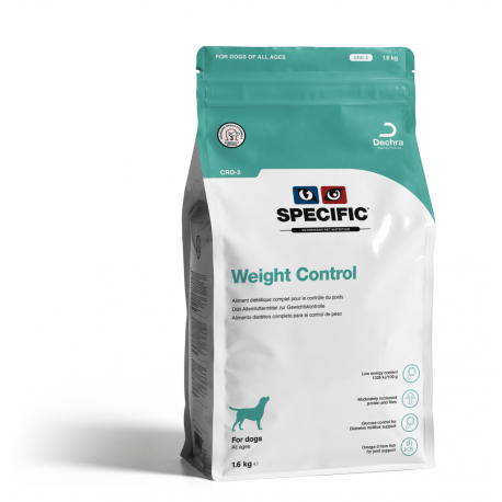Chien CRD-2 Weight Control
